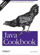 Ian F Darwin Java Cookbook, 2nd Edition
