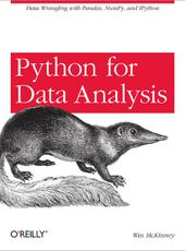 Wes McKinney Python for Data Analysis