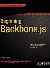 James Sugrue Beginning Backbone.js
