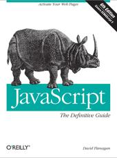 David Flanagan JavaScript: The Definitive Guide, 6th Edition