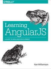 Ken Williamson Learning AngularJS