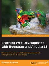 Stephen Radford Learning Web Development with Bootstrap and Angular