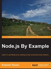 Krasimir Tsonev Node.js By Example