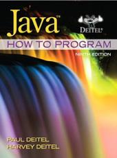 Paul Deitel, Harvey Deitel Java How to Program (9th Edition)