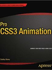 Storey, Dudley Pro CSS3 Animation