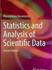 Massimiliano Bonamente Statistics and Analysis of Scientific Data 2nd ed.