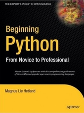 Lie Hetland Magnus Beginning Python: From Novice to Professional