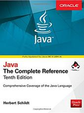 Herbert Schildt  Java: The Complete Reference, Tenth Edition