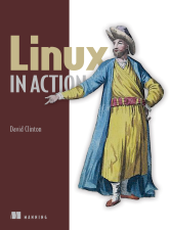 DAVID CLINTON Linux in Action