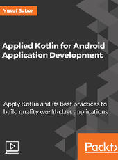 - Applied Kotlin for Android Application Development