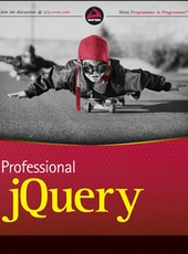 Cesar Otero Professional jQuery