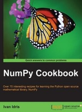 Ivan Idris NumPy Cookbook