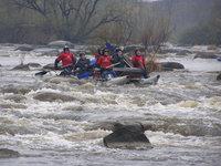 Водный марафон 2012